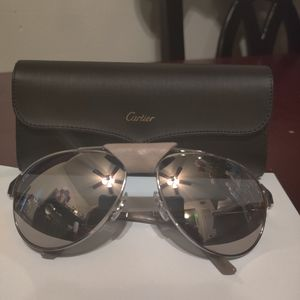 Cartier Santos Don't sunglasses